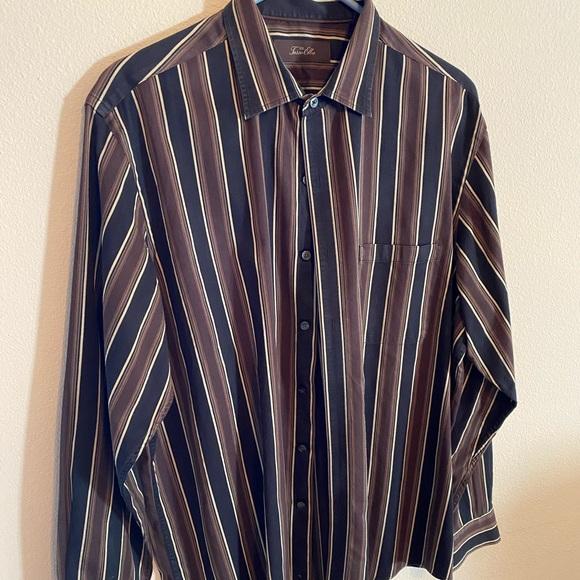 Tasso Elba cotton shirt
